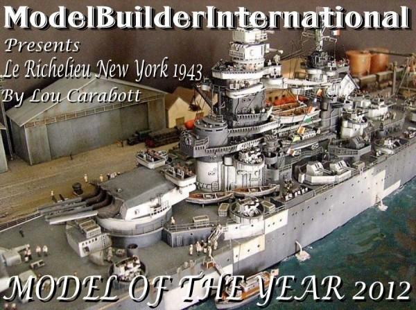 Hobby International Model of the year 2012. 2cd9d110