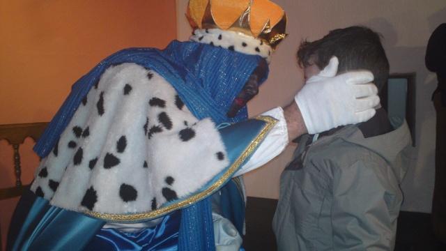 Los Reyes Magos en la Hispanidad 02012016
