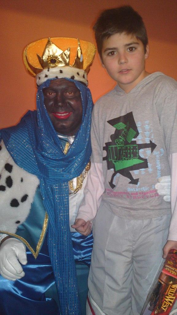 Los Reyes Magos en la Hispanidad 02012018