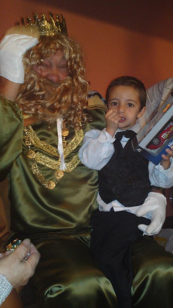 Los Reyes Magos en la Hispanidad 02012021