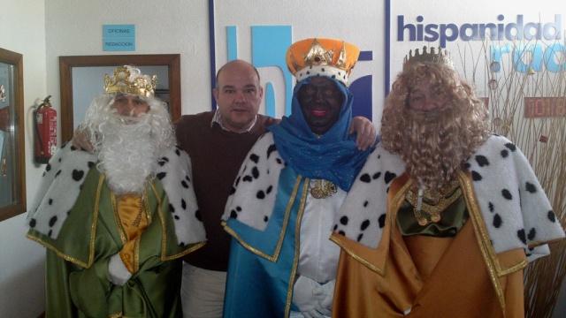 Los Reyes Magos en la Hispanidad 02012024
