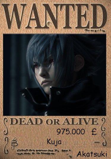 Ninja déserteur de rang S. Wanted12