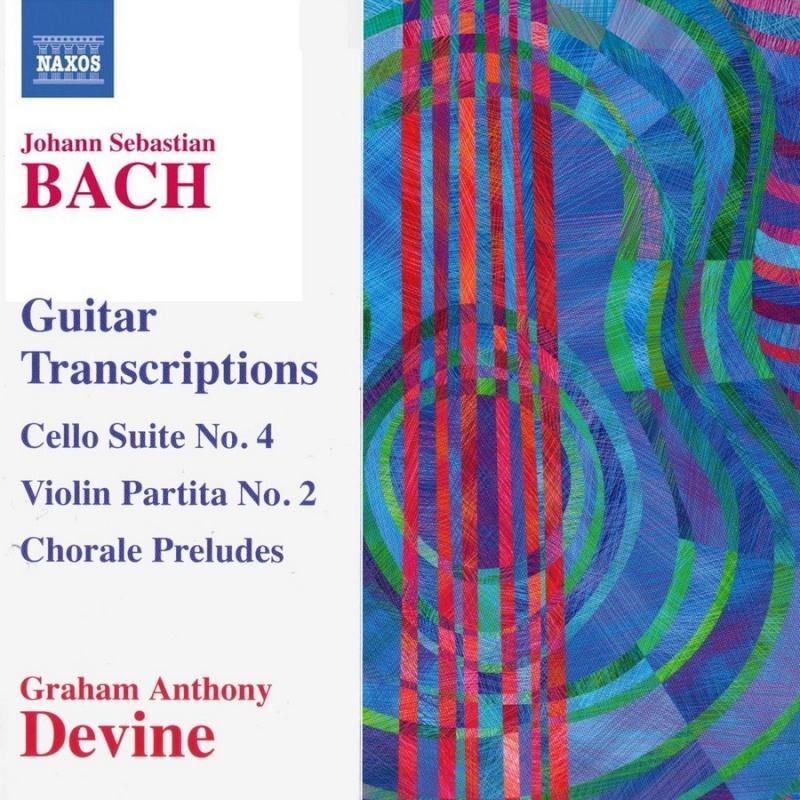 Bach: transcriptions diverses Front12