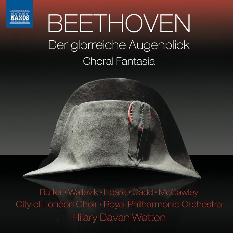 Fantaisie chorale opus 80 de Beethoven Front20