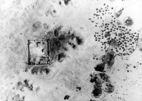 KOUFRA, début d'une épopée -26 janvier-1er mars 1941 Koufra13