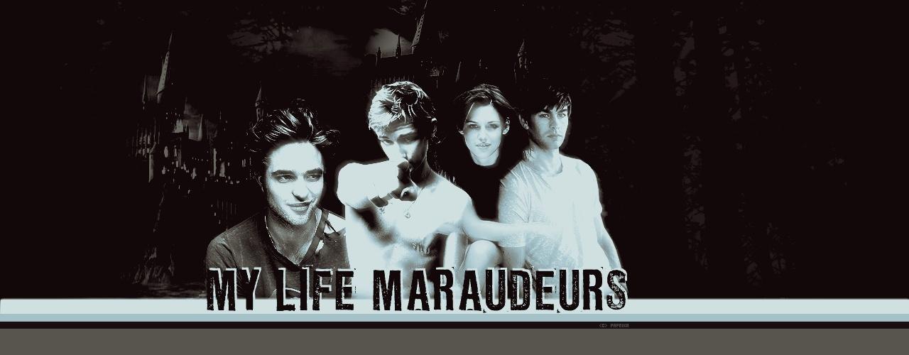 MY LIFE MARAUDEURS Png210
