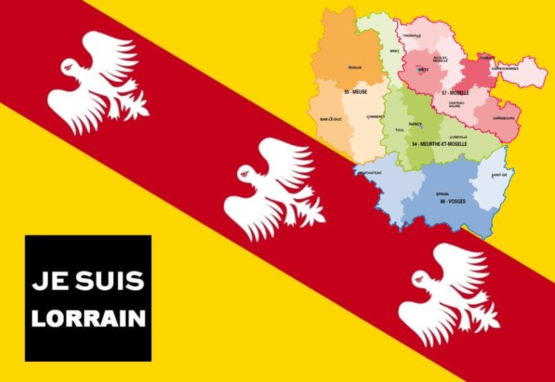 Un écho globalement favorable à une fusion des quatre départements lorrains Montag10