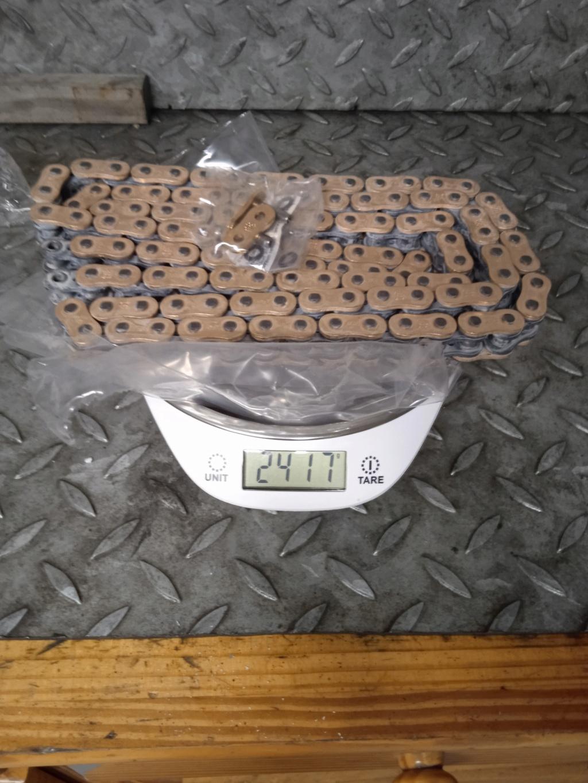 Gain de poids kit chaine/ disques Img_2049