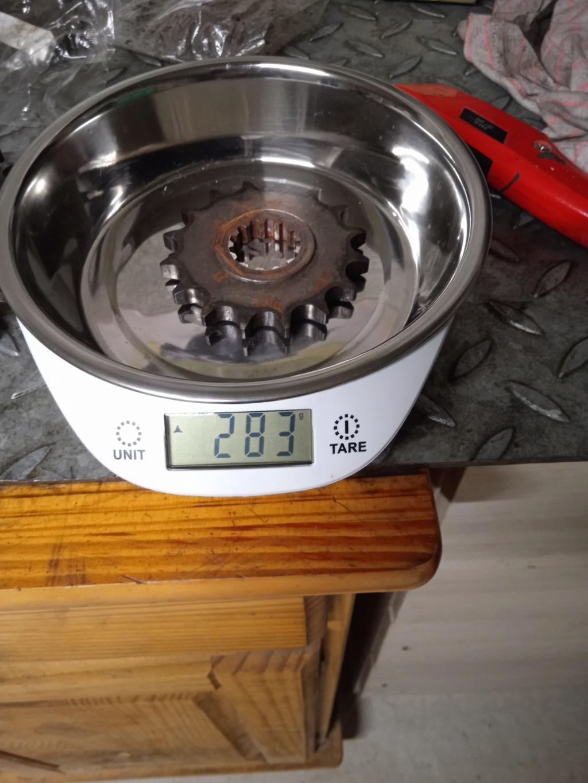 Gain de poids kit chaine/ disques Img_2051
