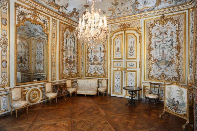 Les châteaux Parisiens 52757010