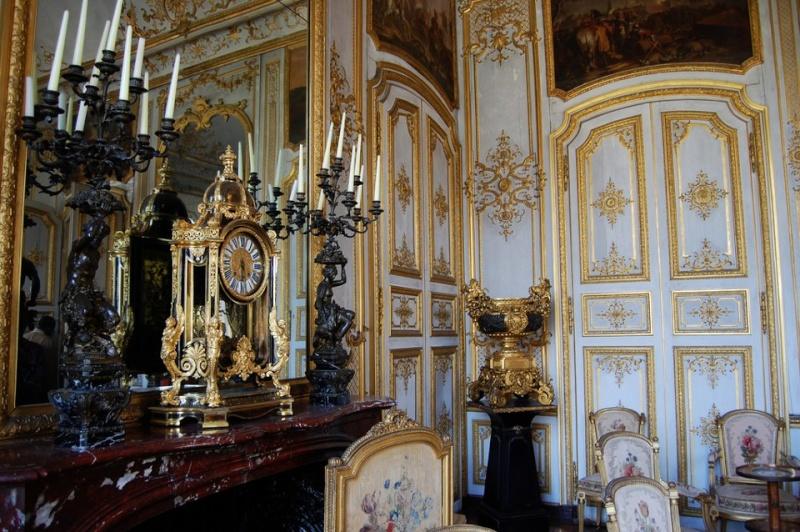 Les châteaux Parisiens 52785410