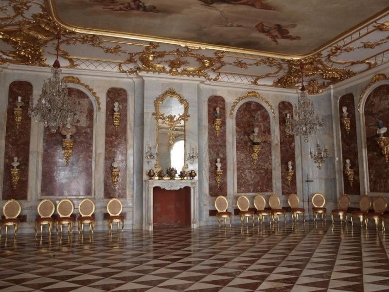 Chateaux de la Prusse 54715110