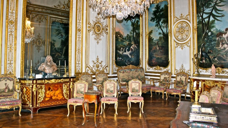 Les châteaux Parisiens 57626210