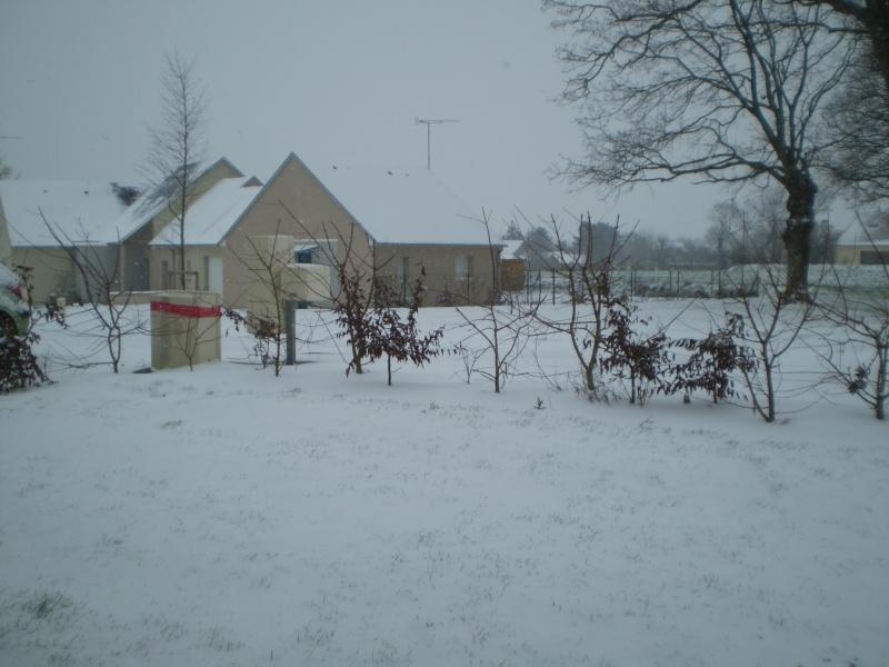 Neige sur le val st père et Avranches Neige_10