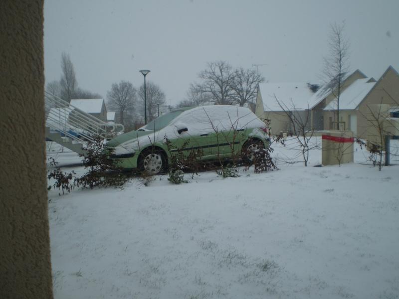 Neige sur le val st père et Avranches Neige_11