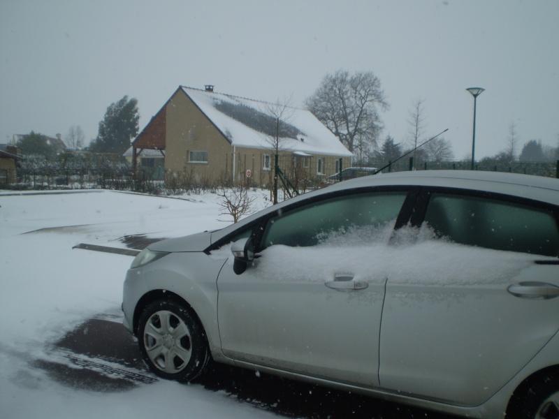 Neige sur le val st père et Avranches Neige_12