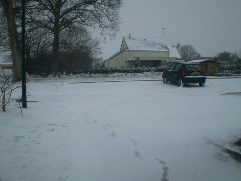 Neige sur le val st père et Avranches Neige_13