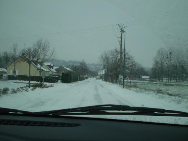 Neige sur le val st père et Avranches Neige_17