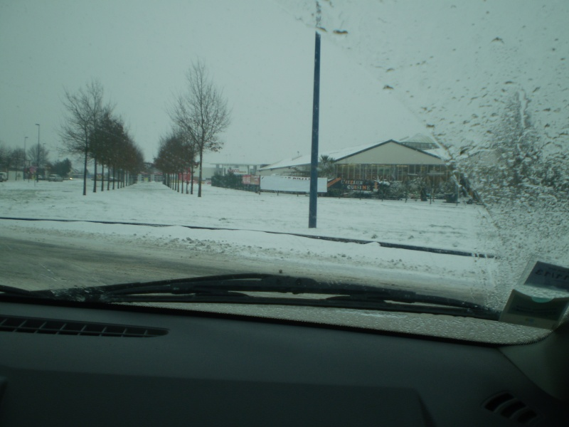 Neige sur le val st père et Avranches Neige_20