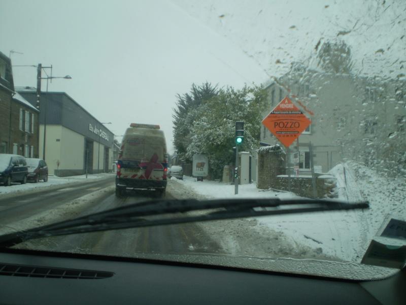 Neige sur le val st père et Avranches Neige_22