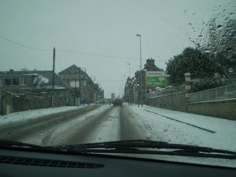 Neige sur le val st père et Avranches Neige_24