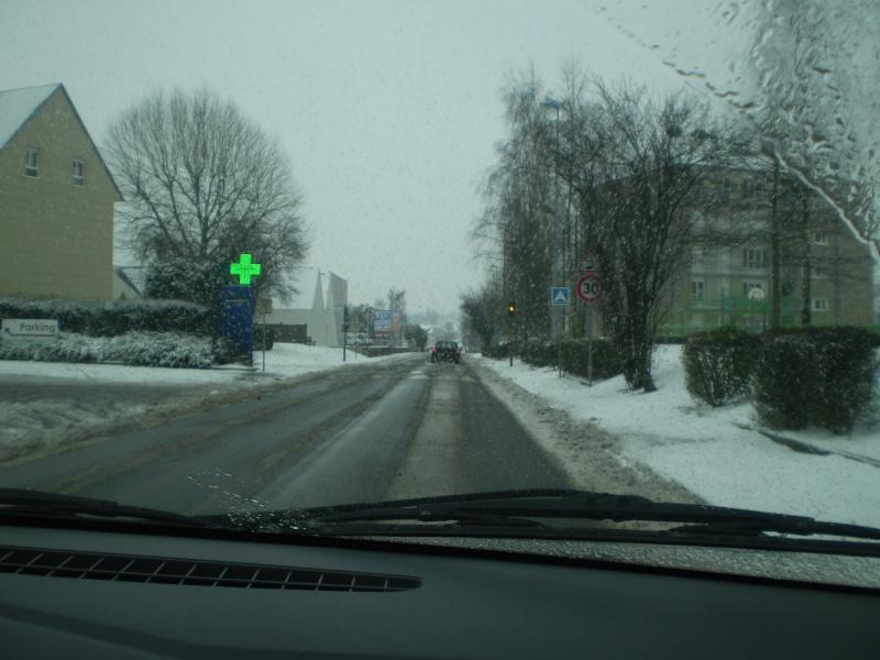 Neige sur le val st père et Avranches Neige_25