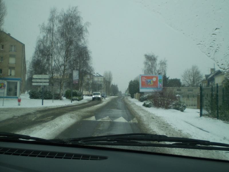 Neige sur le val st père et Avranches Neige_26