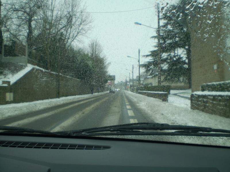 Neige sur le val st père et Avranches Neige_27