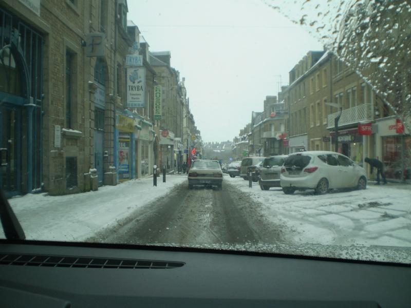 Neige sur le val st père et Avranches Neige_29
