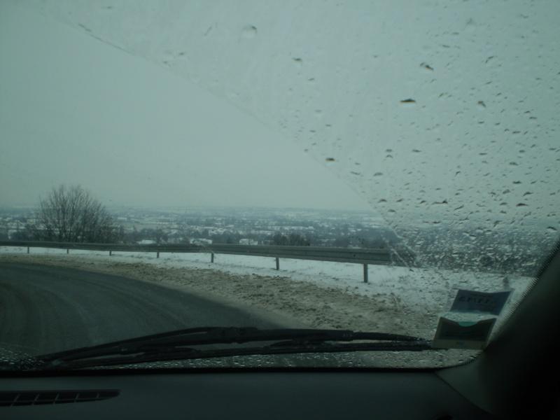 Neige sur le val st père et Avranches Neige_31
