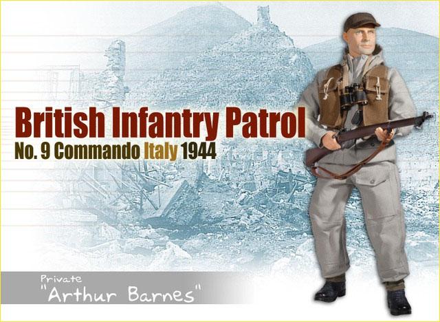 "N° 9""Commando ""arthur barnes"" Arthur10"