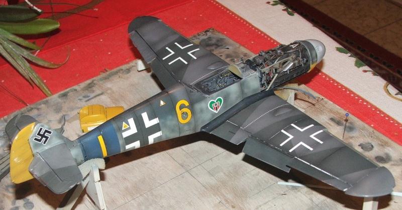Me 109 G6 Progress Dscf0213