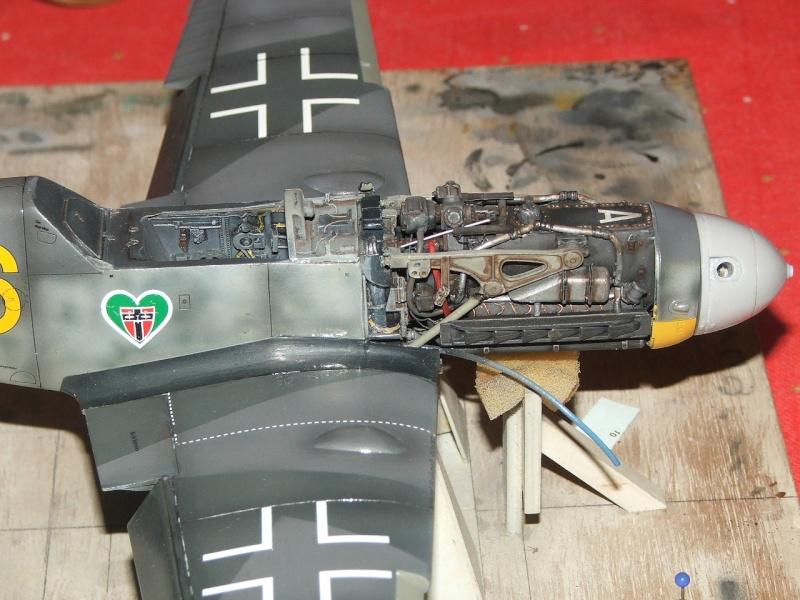 Me 109 G6 Progress Dscf0214