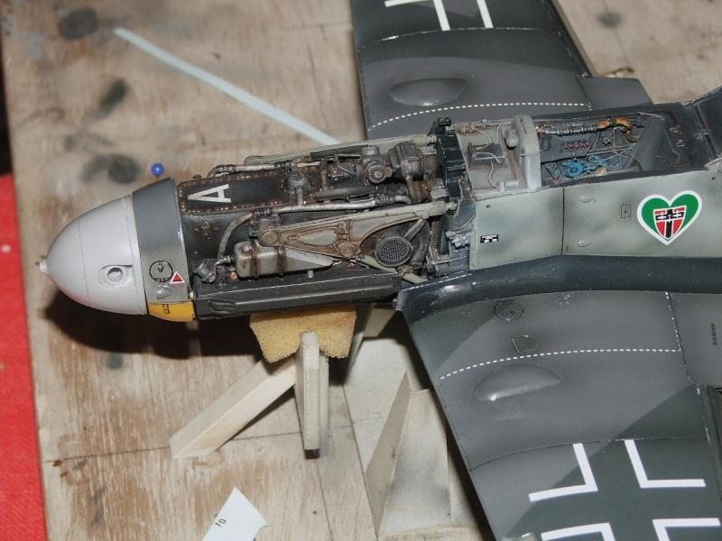 Me 109 G6 Progress Dscf0215