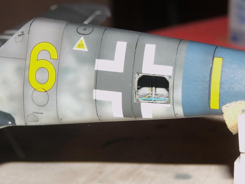 Me 109 G6 Progress Dscf0216