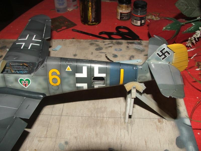 Me 109 G6 Progress Dscf0218