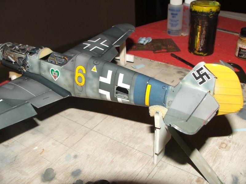 Me 109 G6 Progress Dscf0219