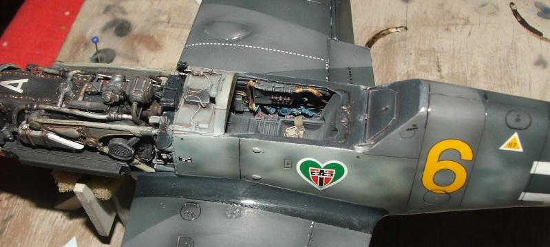 Me 109 G6 Progress Dscf0221