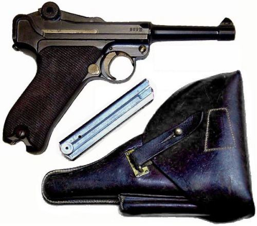Replicas WWII Luger_10