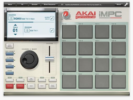 Akay iMPC Impc10