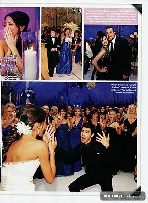 Mariage de Kevin et Danielle People10