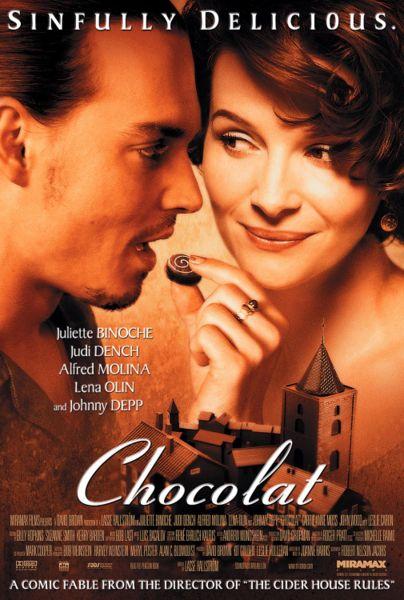 consigliamoci un film Chocol10
