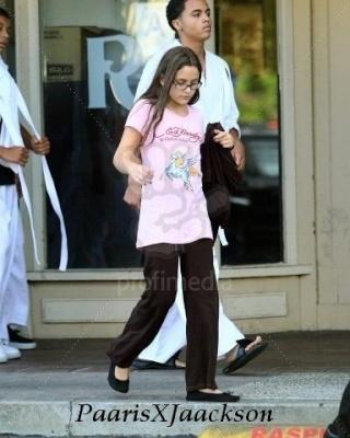 Trouvez vous que Lourdes et la fille de Michael Jackson Paris se ressemblent? 26722810