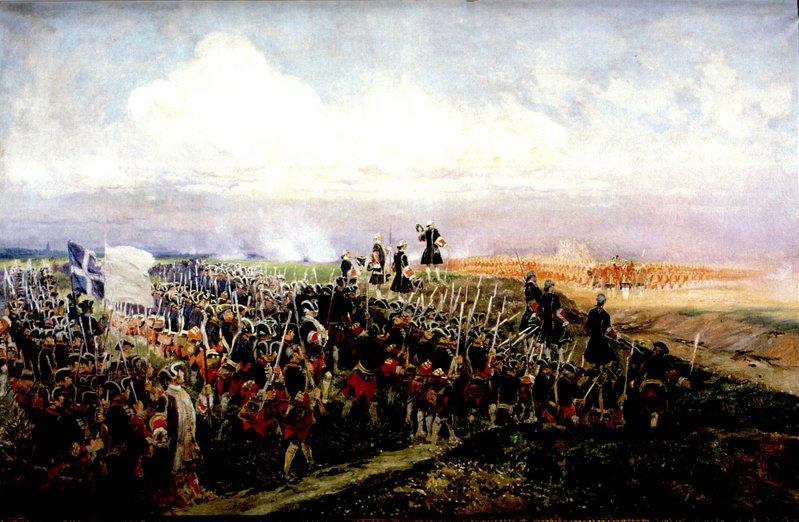 Bataille de Fontenoy Battle10