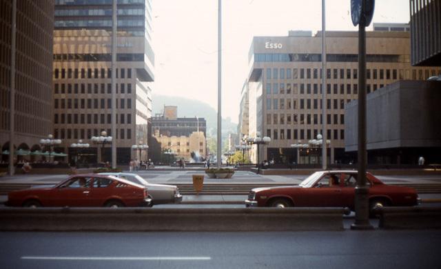 Paysages urbains d'époque Montre10
