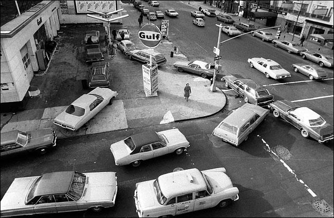 Paysages urbains d'époque Oil_in10