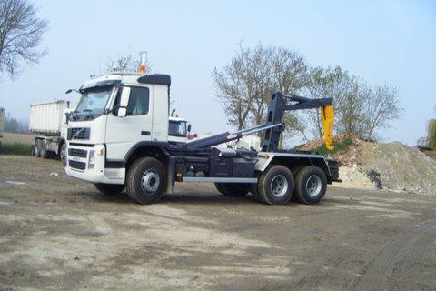 avis sur tracteur routier DAF 85.380 CF Dscf1110