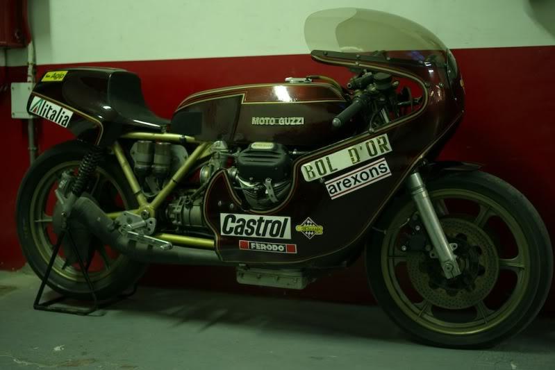 Guzzi... juste l'essentiel des Café Racer 2, la suite... Guzzi10