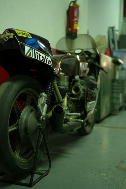 Guzzi... juste l'essentiel des Café Racer 2, la suite... Guzzi210