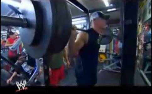 John Cena s entraine Gym_1_10